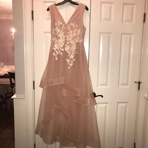 BCBG gown, never worn, new with tags